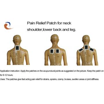 Ache Relief Patch Untuk Bahu Leher Lower Back