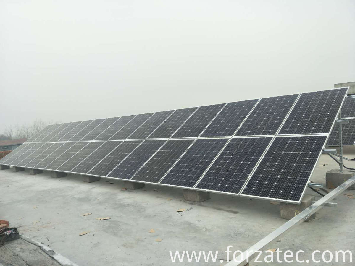 300Wp Mono Crystalline silicon solar panel