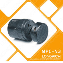 LONGRICH Promotional Universal Travel Plug Adapter MPC-N3 with usb