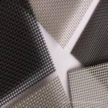 Sécurité en acier inoxydable en poudre Revêtement écran de fenêtre / maillage de fenêtre