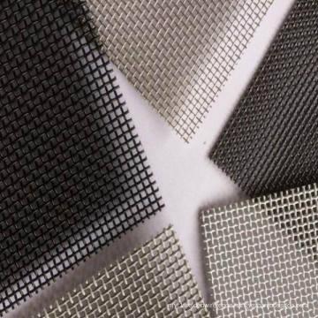 Stainless Steel Security Window Screen, Bullet-Proof Mesh