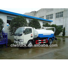 ¡Venta caliente !!! Dongfeng 4000L fecal suction truck