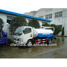 Горячая продажа !!! Dongfeng 4000L фекальные всасывания грузовик