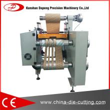 Machine à rebobiner des bandes adhésives (machines à découper)