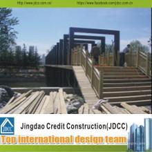 Лучший дизайн стальных конструкций для мостов