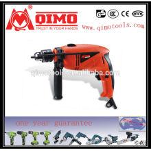 Ferramentas eléctricas profissionais QIMO 7132 13mm 710W Impact Drill