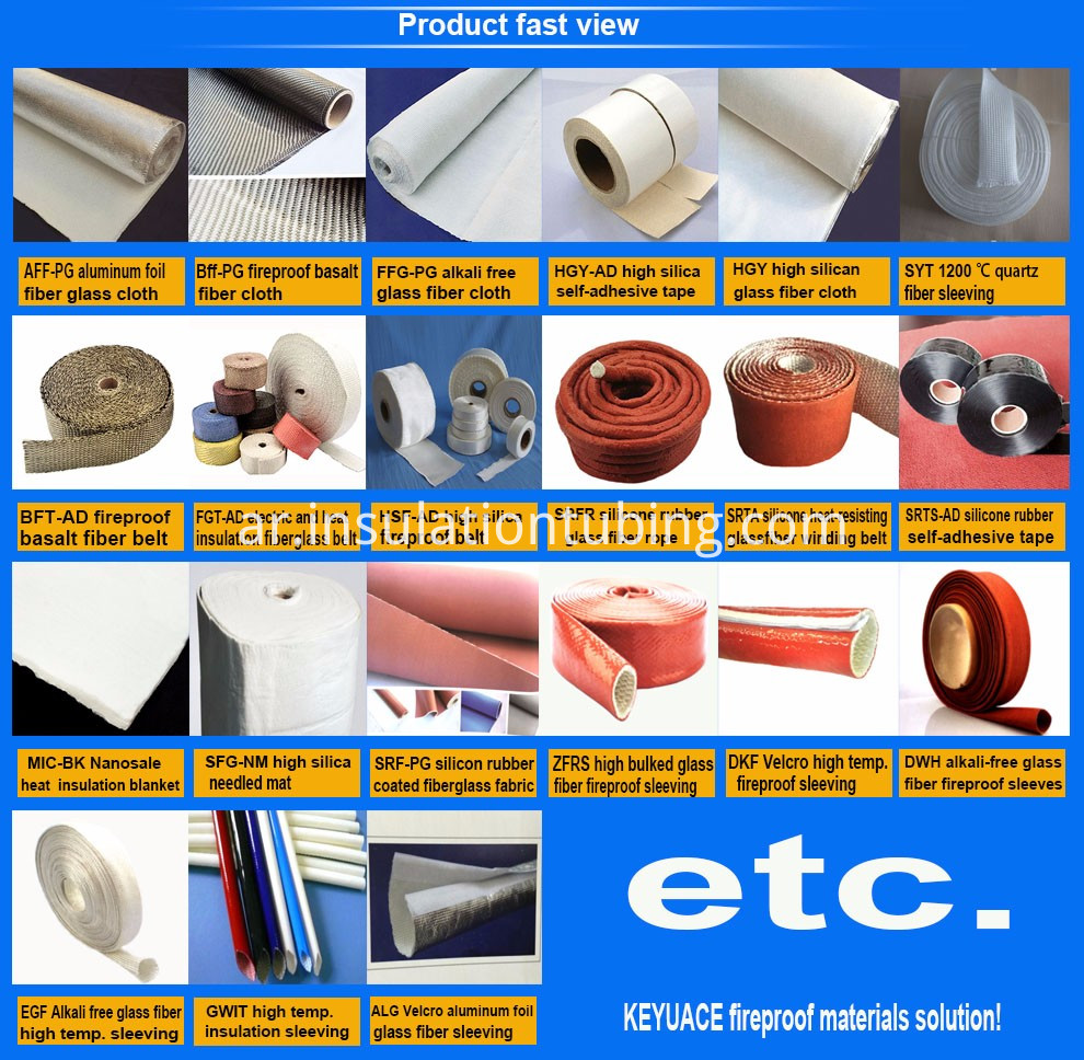 Fire Retardant Tape Product View