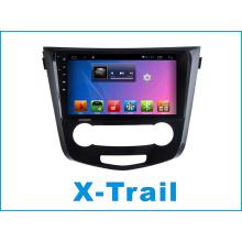 Système Android Lecteur DVD pour Nissan X-Trail Ecran tactile 10,2 pouces avec Bluetooth / TV / WiFi