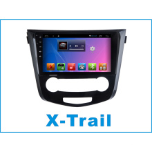 Android System Car DVD Player for Nissan X-Trail 10.2 Inch Touch Screen with Bluetooth/TV/WiFi