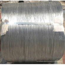 Alambre de acero galvanizado caliente-sumergido para el cable de ACSR