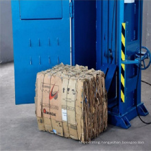 professional chinese manufacturer waste paper compressor machine