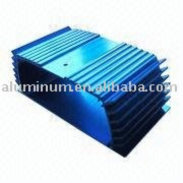 Aluminiumprofil für die Industrie