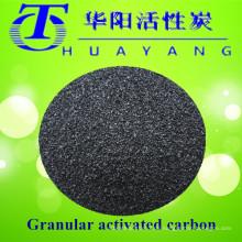 Lösungsmittelrückgewinnung durch Aktivkohlefilter mit 900 Iod-Werten