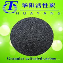 Récupération de solvant par filtre à charbon actif à valeur d'iode 900