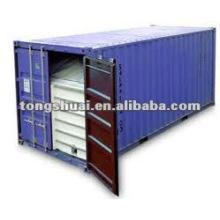Flexitank in 20 feet container for bulk liquid