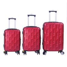 Stylish best selling ABS PC big buy luggage