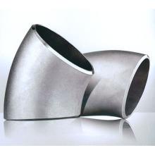Kohlenstoffstahl 45 Grad kurzer Radius ButtWeld Elbow