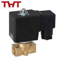 2 way direct acting brass solenoid valve