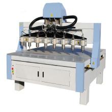 Roteador de madeira CNC de alta precisão de fábrica na China