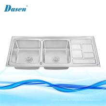 Küchenspülen Weiß Porzellan Undermount Spüle Spüle