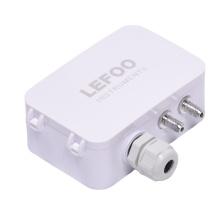 Hot Sale Digital Micro Differential Pressure Transmitter Low Pressure Transducer LEFOO