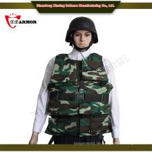 Schutz NIJ II-IIIA Kugelsichere Weste, ballistische Militärjacke zum Verkauf
