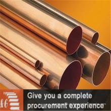 Tubos de cobre C10200 para aplicações industriais