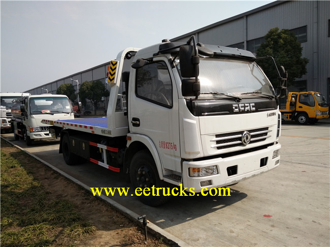 Dongfeng Car Carrier Recovery Trucks
