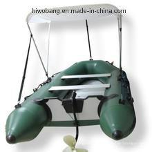 Barco inflável, barco inflável, velocidade barco inflável preço de pesca