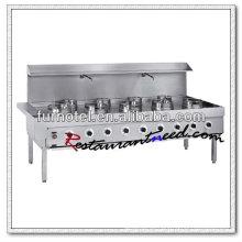 K384 Küche Equipmet Europa Stil Wok Bereich