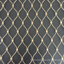 Steel Wire Mesh for Stainless Steel Zoo Beast Special Construction