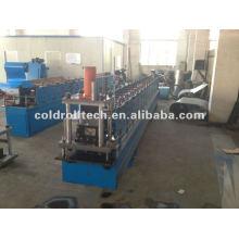 Máquina formadora de rollos de marco de acero