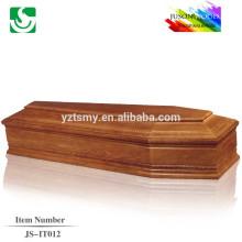 matériau de mélèze pour cercueil italien