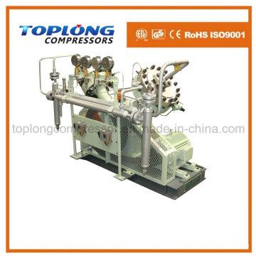 Compresseur de diaphragme Compresseur d'oxygène Compresseur d'azote Compresseur d'azote Compresseur de hélium Compresseur à haute pression (Gv-15 / 4-150 CE Approbation)