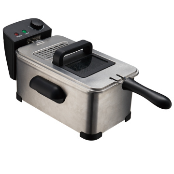 Deep Fryer 3 liter oljekapacitet