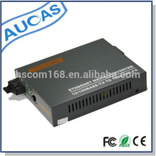 Netlink 25KM 10 / 100M Gigabit Ethernet Multi modo de fibra óptica Media Converter oferta