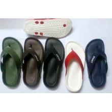 Мода Мужчины EVA сандалии EVA Flip Flops тапочки (XC-1308)