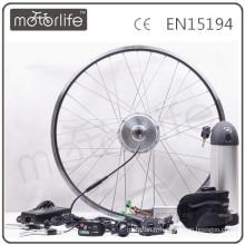 MOTORLIFE / OEM CE 36 v 250 w kit de conversion de vélo électrique à chaud avec capteur de vitesse