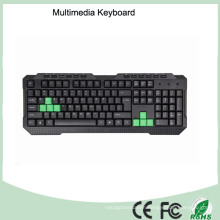Grade a High Quality Low Price Wired Gaming Computer Keyboard (KB-1688M-G)