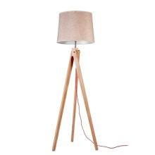 Elegance Residence Wood Floor Lighting