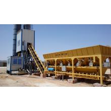 Бетоносмесительная станция HZS90 для бетонных заводов