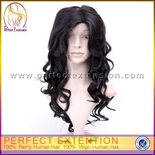 For White Women 12 Inch Human Hair Body Wave Lace Front Bobo Wig