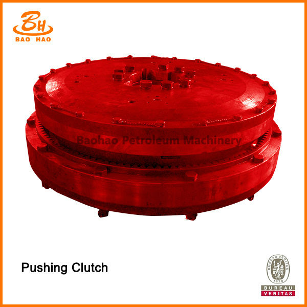Pushing Clutch 1