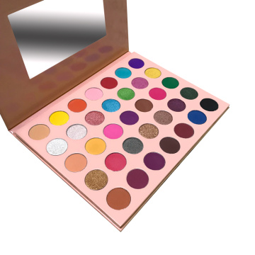 Ihr eigener Lidschatten Private Label 35 Colors Eyeshadow