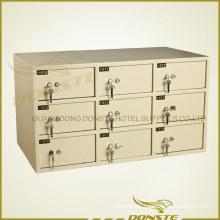 9 Doors Safe Deposit Box for Lobby
