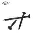 Carbon steel cross countersunk head drywall nail