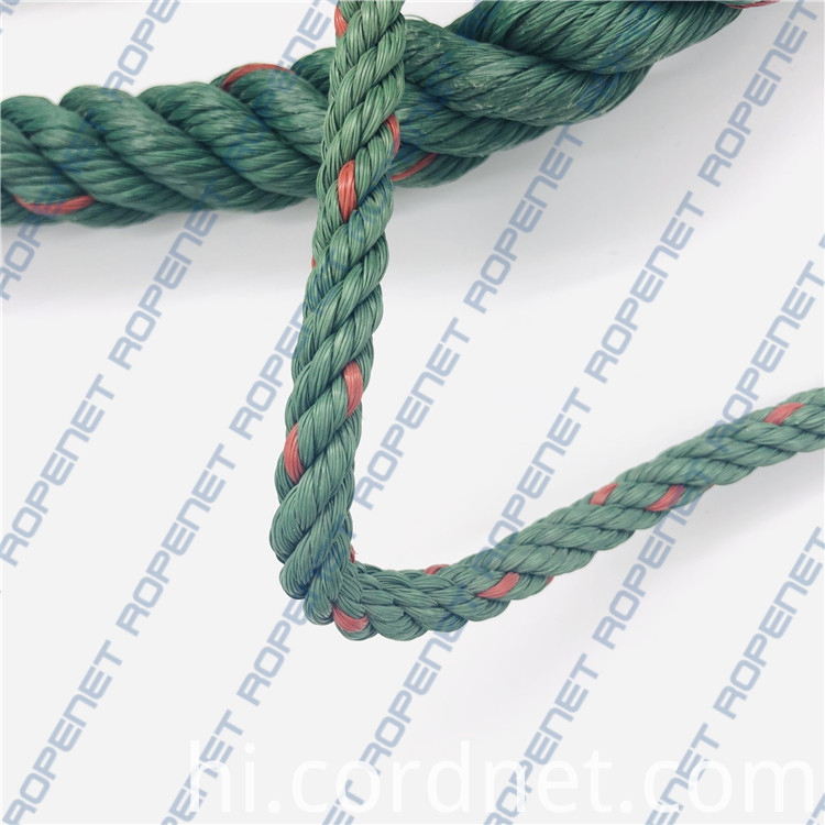 Recycled Plastic Rope 4