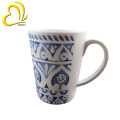 High Quality Tea Cup Plastic Custom Print Melamine Mug With Handle