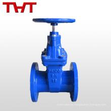 válvula de asiento elástico / válvula de compuerta galvanizada pn16
