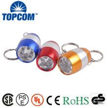 Lanterna elétrica do ovo do diodo emissor de luz